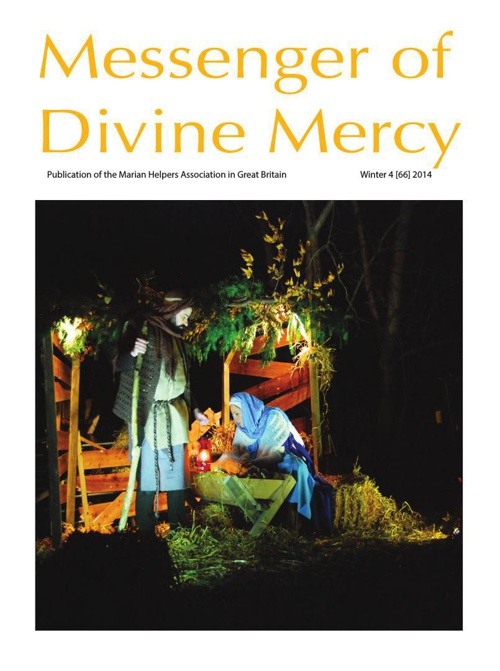 Messenger of Divine Mercy Winer 4 [66] 2014