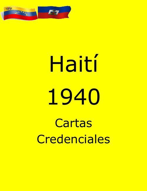 Cartas Haití