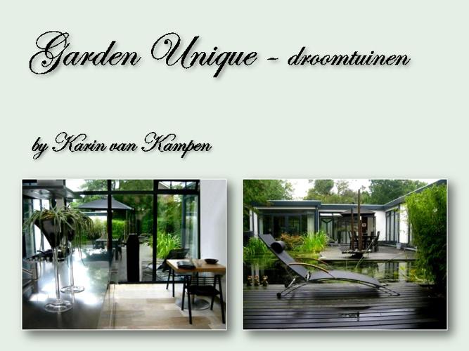 Garden Unique - fotoboek 2