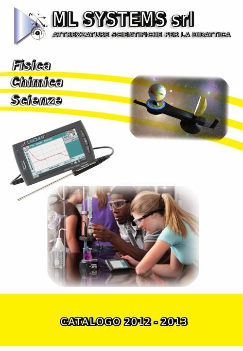 Catalogo ML Systems 2012-2013