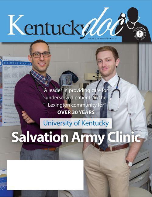 2018 Kentucky Doc Bookshelf