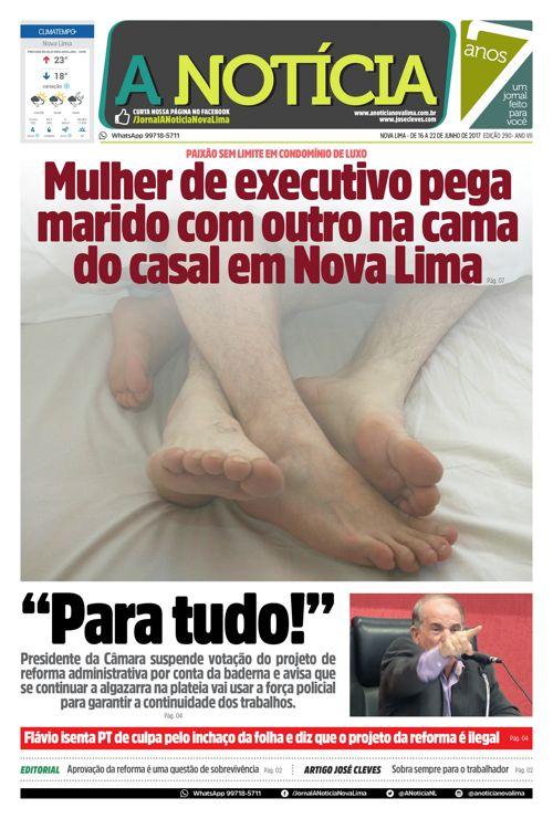 Jornal A Notícia - Edição 290