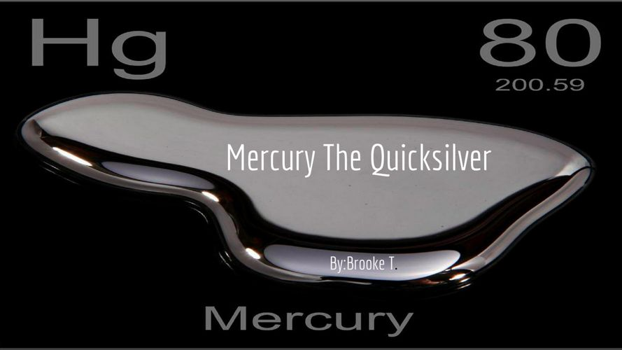 Mercury by Brooke T