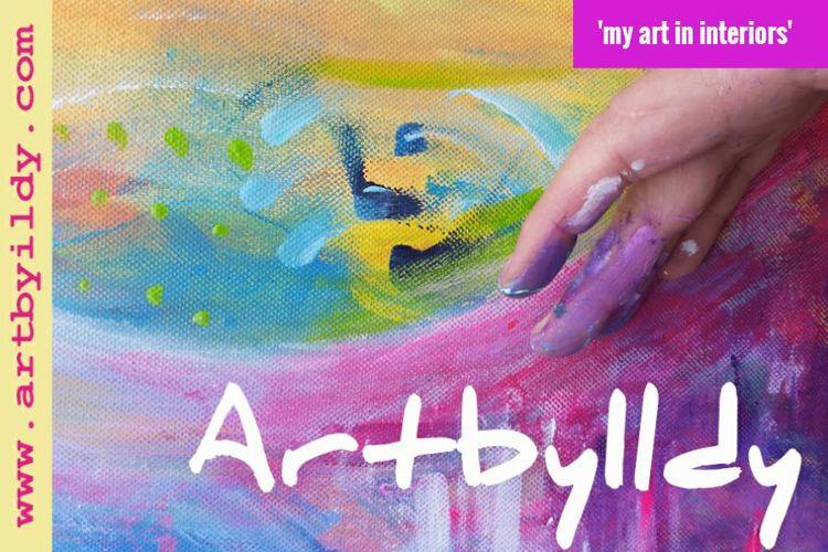 ArtbyIldy  - my art in interiors
