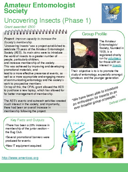 Nature Group Case studies