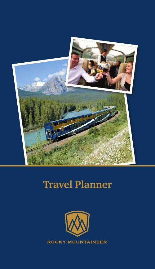Rocky Mountaineer Travel Planner