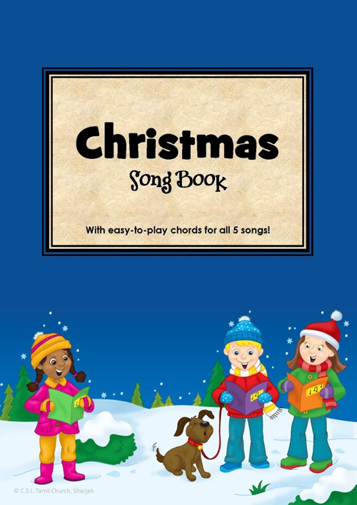 Christmas Song Book