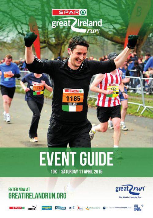SPAR Great Ieland Run 2015 - Event Guide