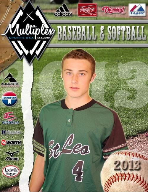 MPX 2013 Baseball / Softball