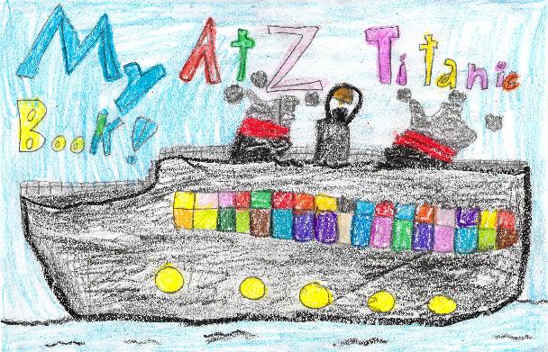 My A-Z Titanic Book by Sami