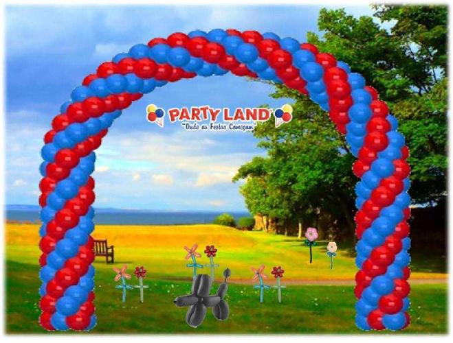 Balões PartyLand