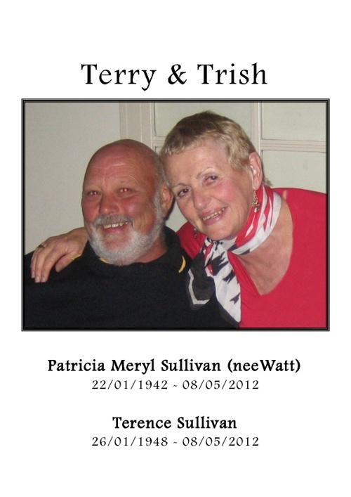 Terry & Trish Sullivan