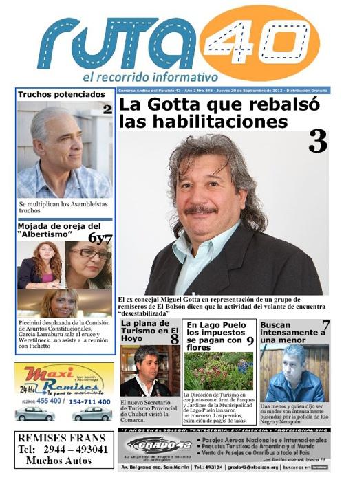 Diario viernes 20 de Septiembre