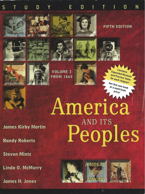 America and its People Vol.2, Ch 19