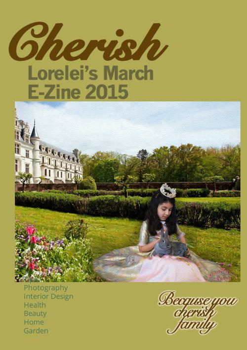 Lorelei's March E-Zine