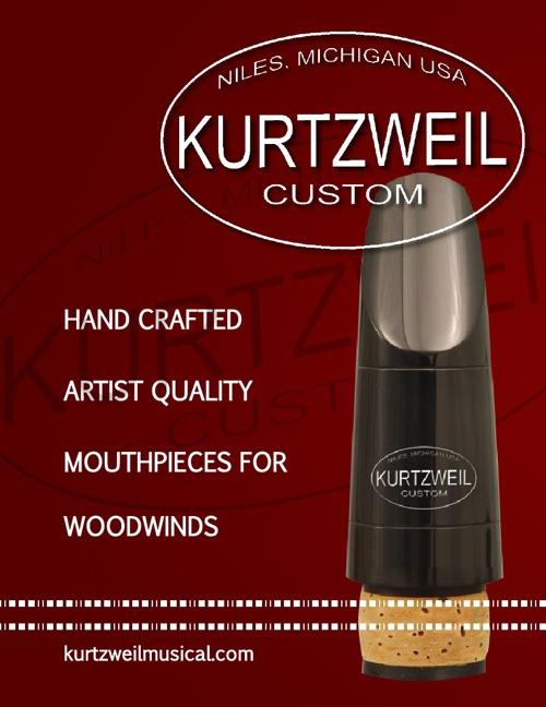 Kurtzweil Custom Catalog 2013
