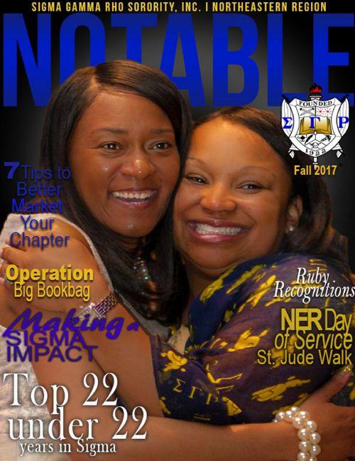 NOTABLE NER Magazine Fall 2017 September Issue
