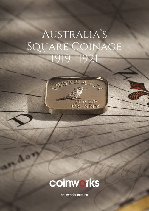 Australia's Square Coinage 1919 - 1921