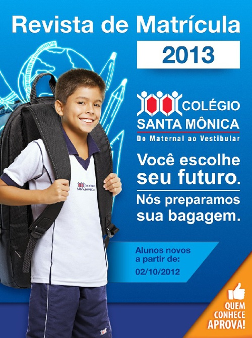 Revista de Matrícula 2013