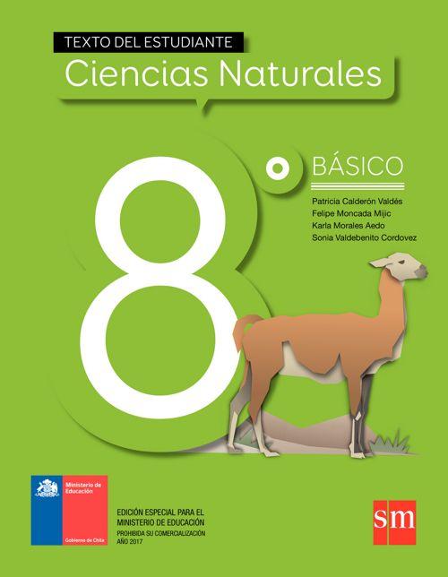 CIENCIAS NATURALES OCTAVO BASICO