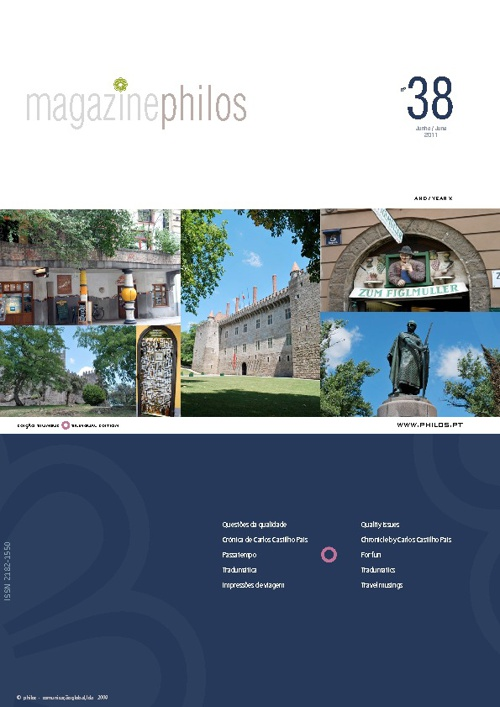 Magazine Philos Setembro 2011