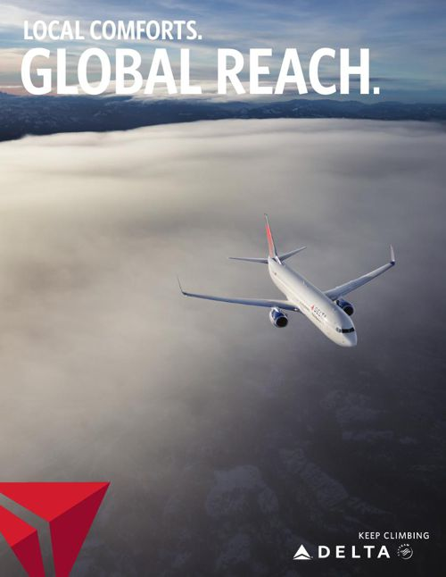 Delta Japan Brochure -  English