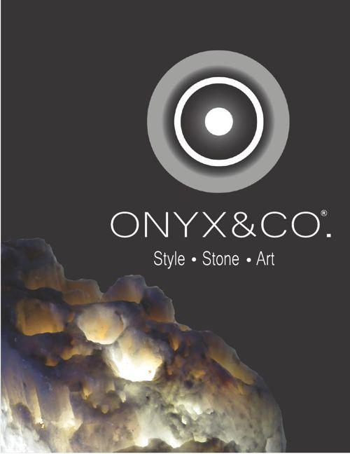 Catálogos Onyx&Co.