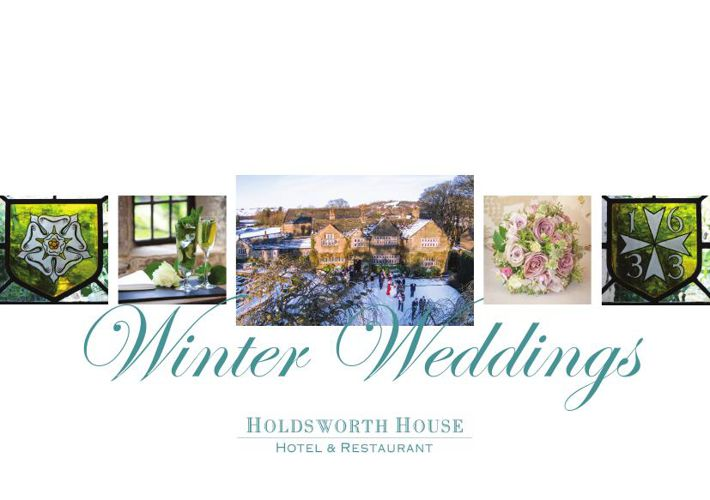 Winter Wedding Brochure - Holdsworth House