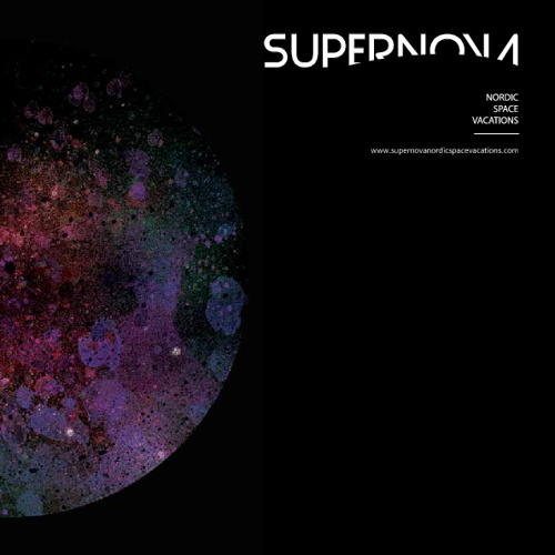 Supernova - Nordic space vacations
