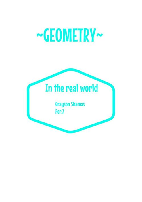 Grayson Shamas Geometry vocabulary