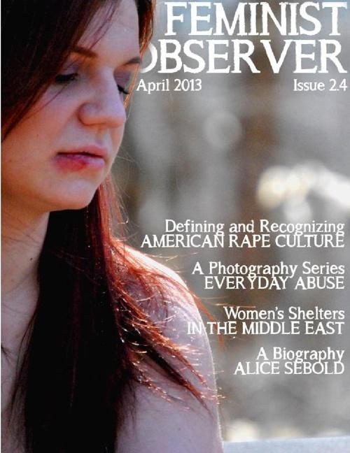 The Feminist Observer, April 2013
