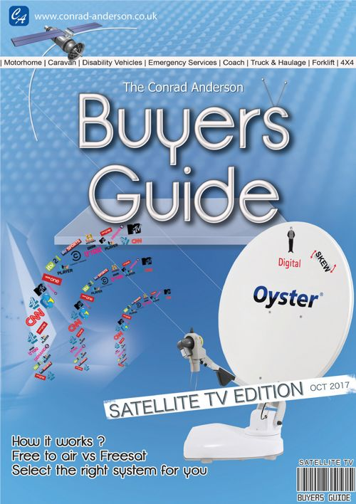 TV Buyers Guide Oct 17