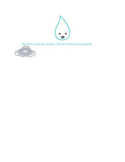 Rain Drop Story
