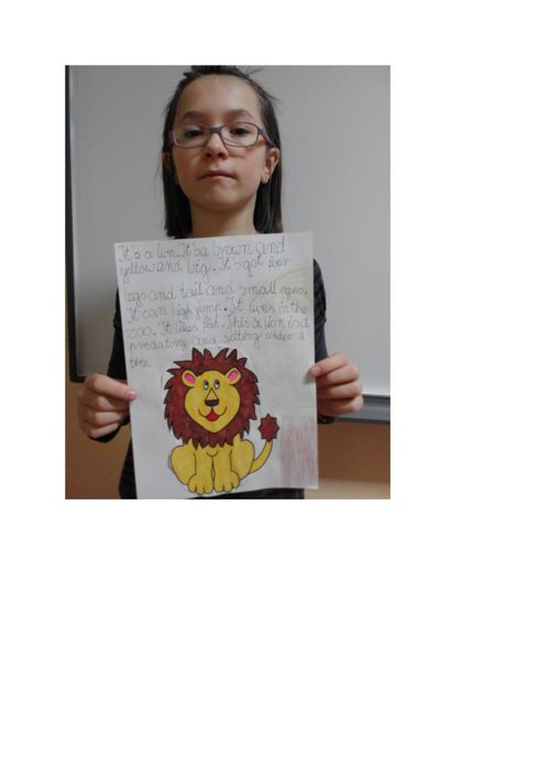 3d Animal Spelling Contest