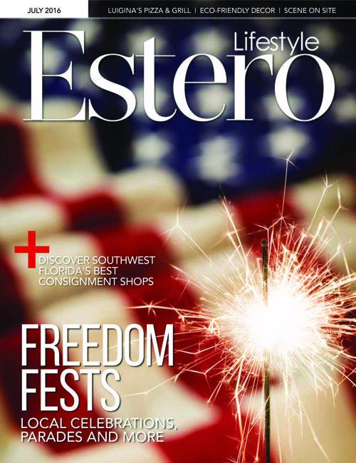 Estero Lifestyle Magazine July 2016