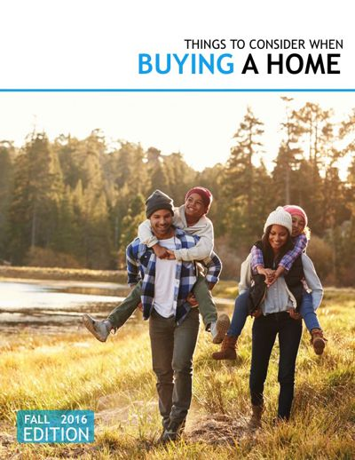 2016 Fall Home Buying Guide