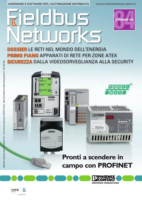 Interventi tempestivi grazie al video – Fieldbus & Networks n. 8