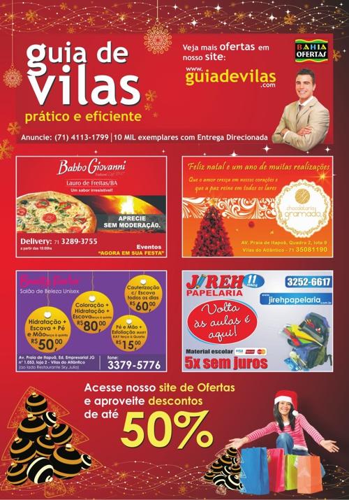 Guia de Vilas Edição de Dezembro | 2012