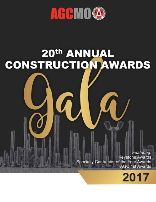Construction Awards Gala Digest 2017