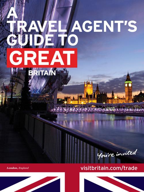 VisitBritain's Travel Agent Guide - Canada