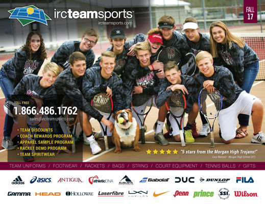 IRC Team Sports Catalog - Fall 2017