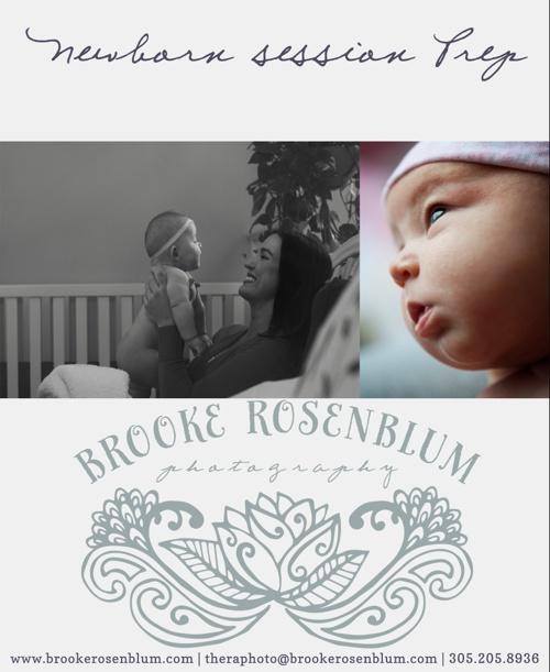 Newborn Preparation Packet