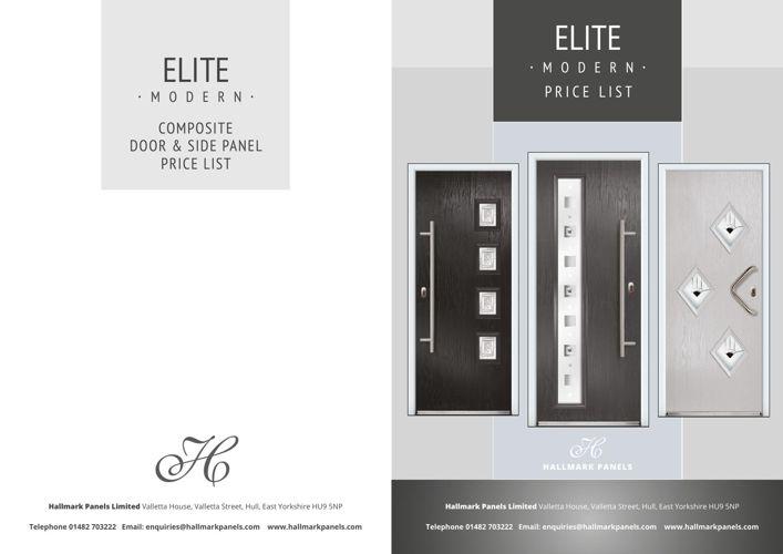 Hallmark Elite Modern Price List