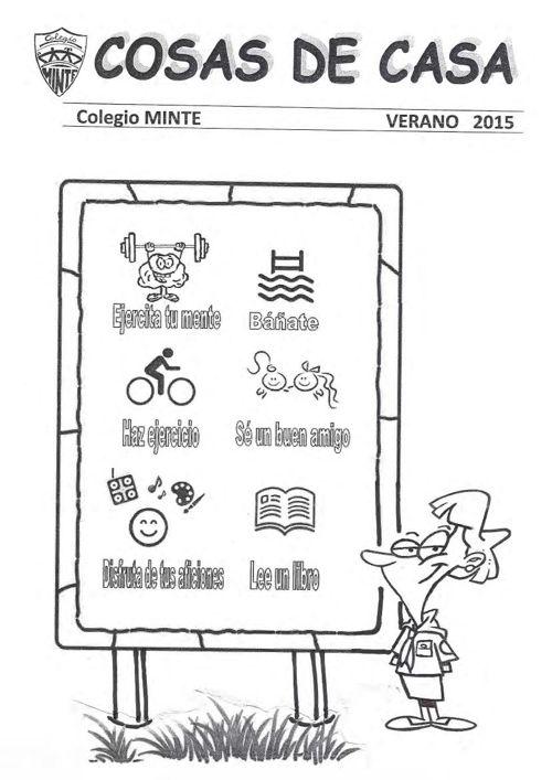 2014-2015 CURSO REVISTA_FIN_CURSO COLEGIO MINTE
