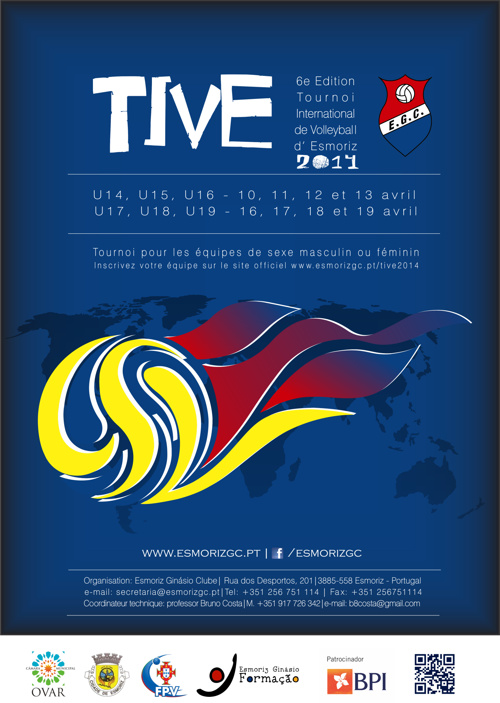 6e edition Tournoi International de Volleyball d'EsmorizTIVE2014