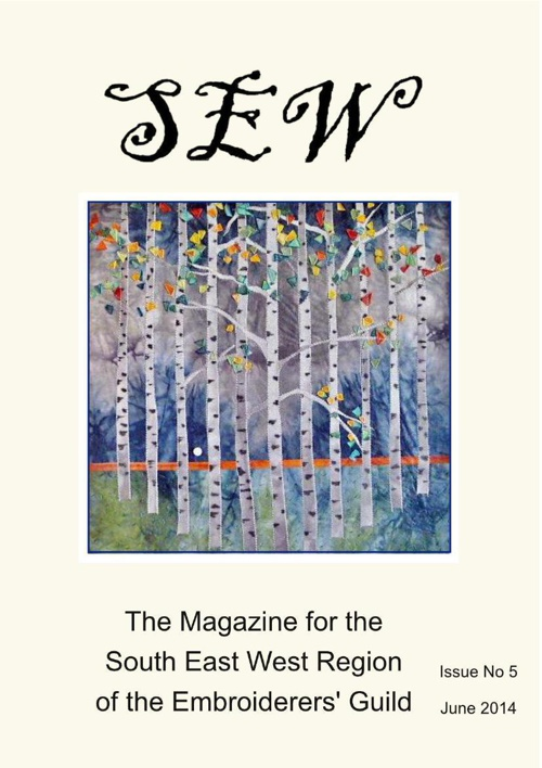 Sew Region Magazine