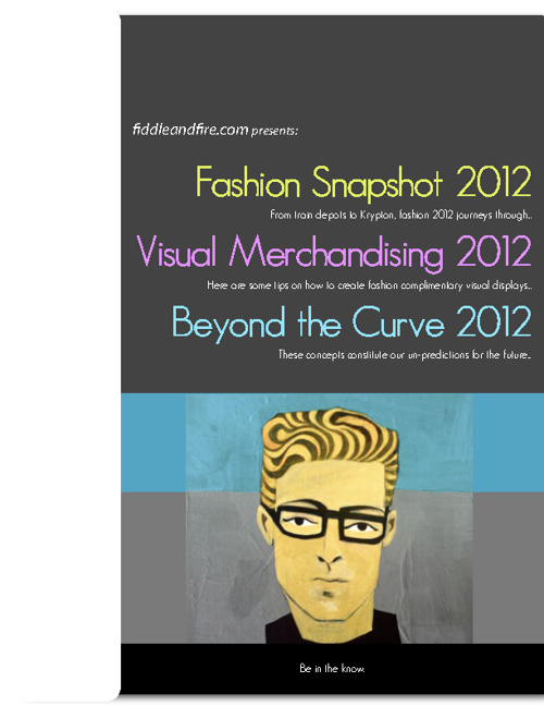 fiddleandfire.com 2012 Visual Merchandising Trends