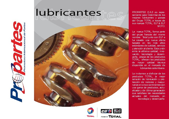 New Fliplubricantes