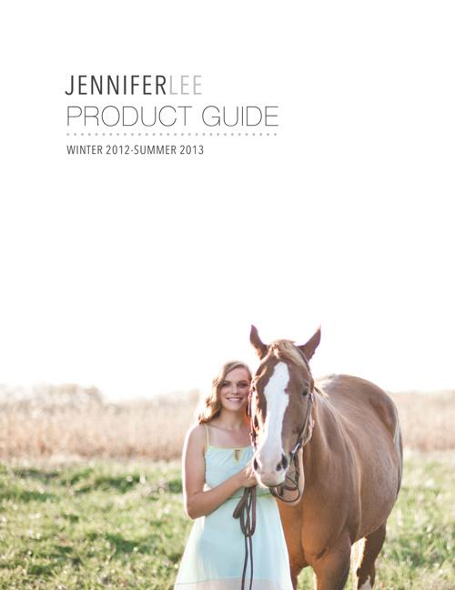 Jennifer Lee Product Guide
