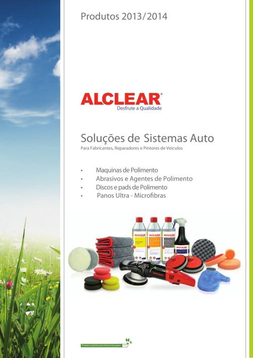 Catalogo Geral ALCLEAR PT 2013 - 2014